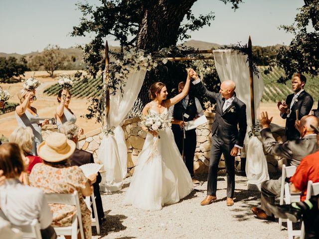 Trevor and Annie's Wedding in Santa Margarita, California 52
