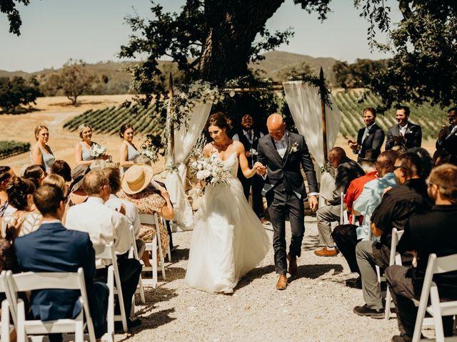 Trevor and Annie's Wedding in Santa Margarita, California 53