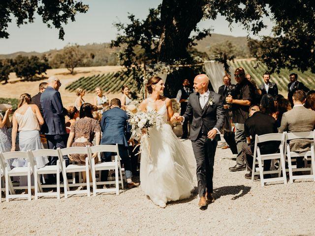 Trevor and Annie's Wedding in Santa Margarita, California 54