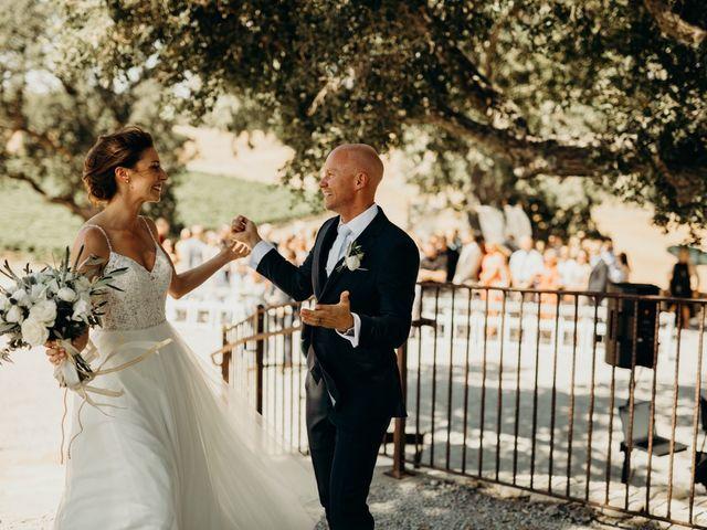 Trevor and Annie's Wedding in Santa Margarita, California 55
