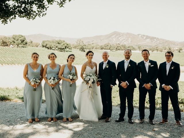 Trevor and Annie's Wedding in Santa Margarita, California 57