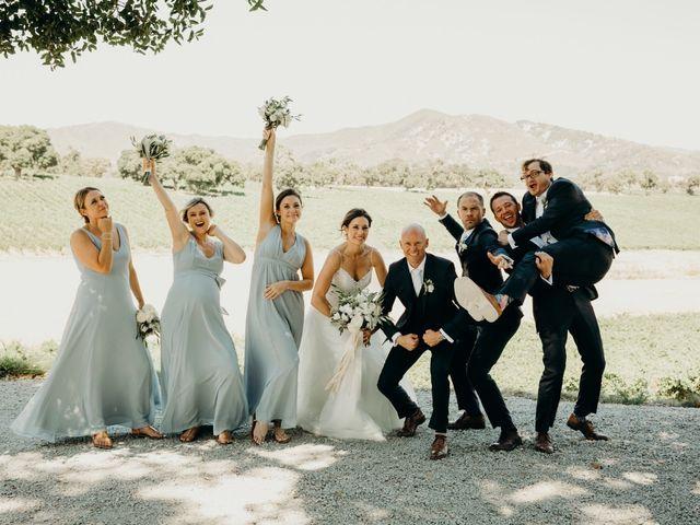 Trevor and Annie's Wedding in Santa Margarita, California 58