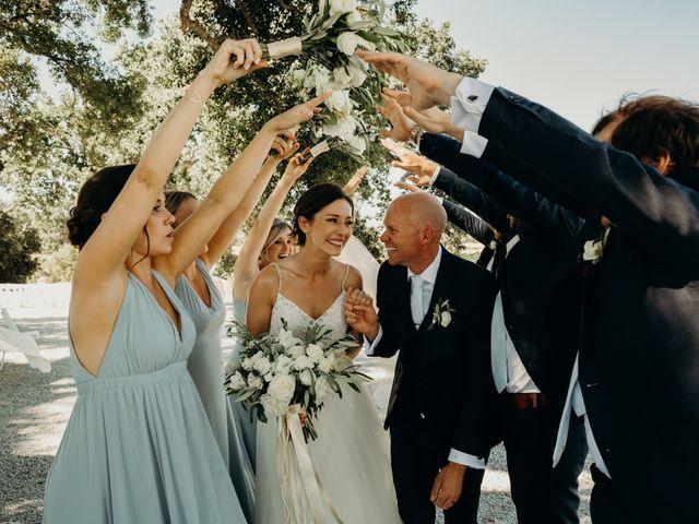 Trevor and Annie's Wedding in Santa Margarita, California 59