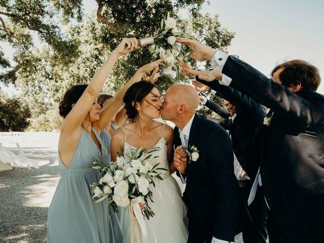 Trevor and Annie's Wedding in Santa Margarita, California 60