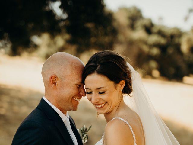 Trevor and Annie's Wedding in Santa Margarita, California 61