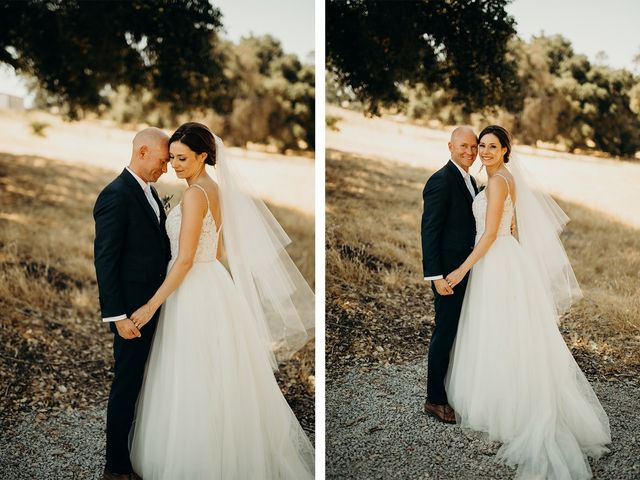 Trevor and Annie's Wedding in Santa Margarita, California 63
