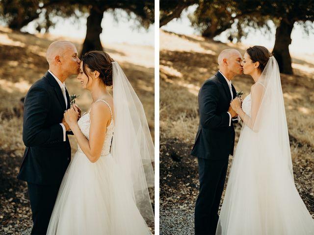 Trevor and Annie's Wedding in Santa Margarita, California 64