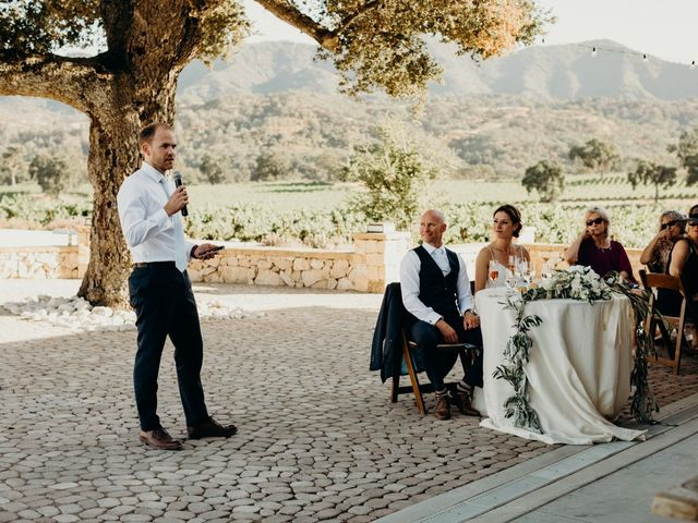 Trevor and Annie's Wedding in Santa Margarita, California 69
