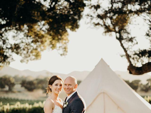 Trevor and Annie's Wedding in Santa Margarita, California 72