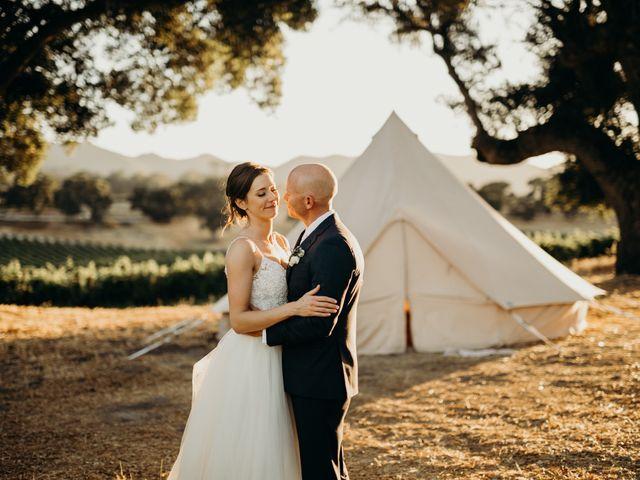 Trevor and Annie's Wedding in Santa Margarita, California 73