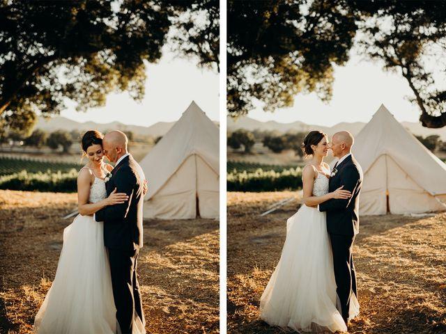 Trevor and Annie's Wedding in Santa Margarita, California 74