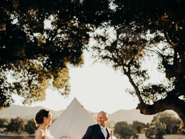 Trevor and Annie's Wedding in Santa Margarita, California 75