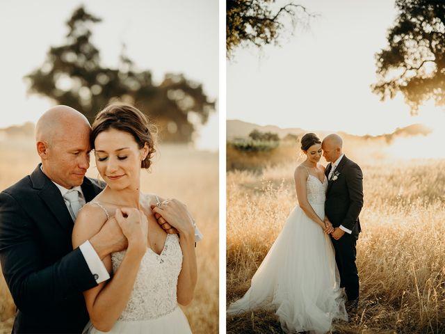 Trevor and Annie's Wedding in Santa Margarita, California 78