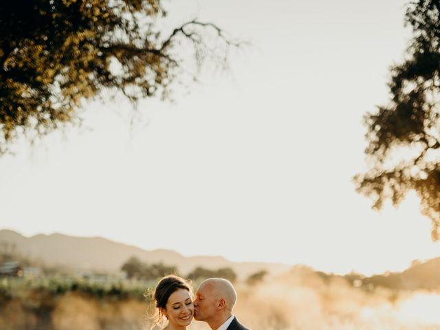 Trevor and Annie's Wedding in Santa Margarita, California 79