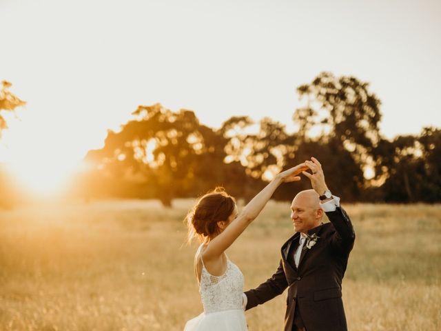 Trevor and Annie's Wedding in Santa Margarita, California 83