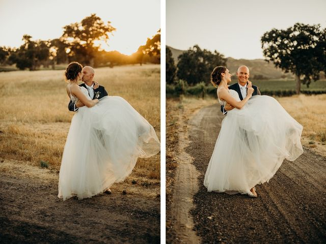 Trevor and Annie's Wedding in Santa Margarita, California 85