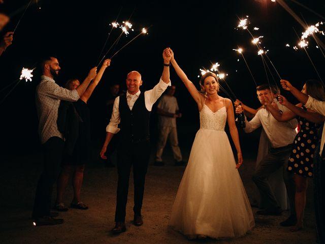 Trevor and Annie's Wedding in Santa Margarita, California 91