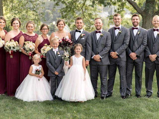 Spencer and Alyssa's Wedding in Elgin, Illinois 8