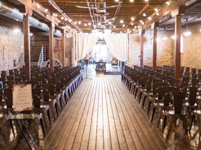 Spencer and Alyssa's Wedding in Elgin, Illinois 10