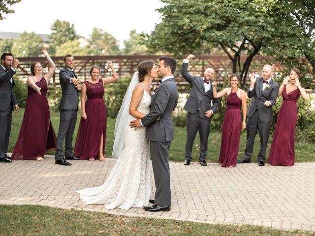 Spencer and Alyssa's Wedding in Elgin, Illinois 14