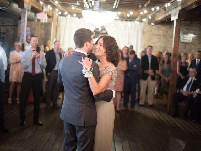 Spencer and Alyssa's Wedding in Elgin, Illinois 16
