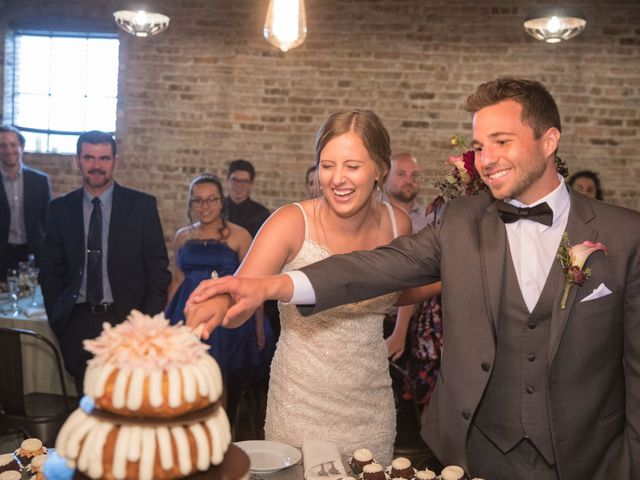Spencer and Alyssa's Wedding in Elgin, Illinois 17