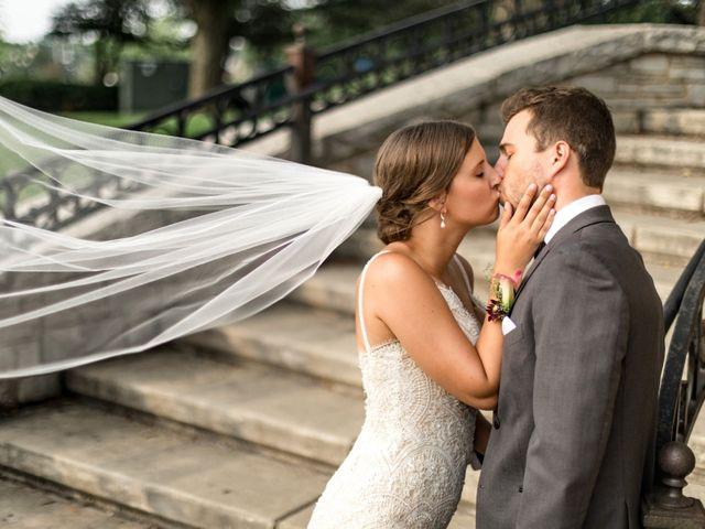 Spencer and Alyssa's Wedding in Elgin, Illinois 18