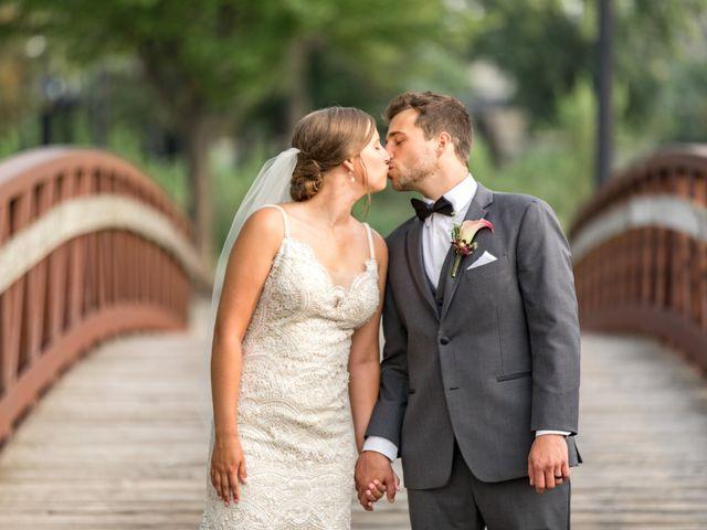 Spencer and Alyssa's Wedding in Elgin, Illinois 20