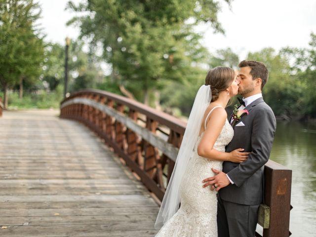 Spencer and Alyssa's Wedding in Elgin, Illinois 21