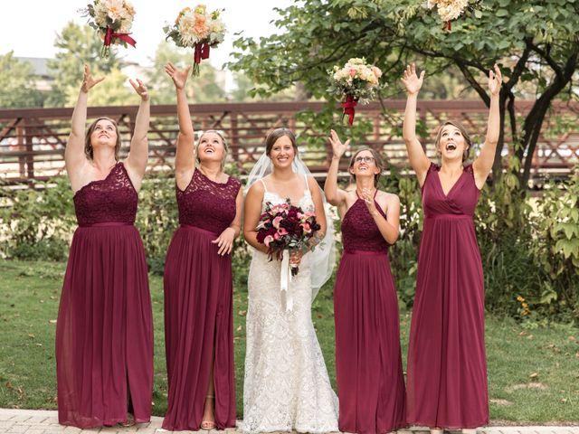 Spencer and Alyssa's Wedding in Elgin, Illinois 23