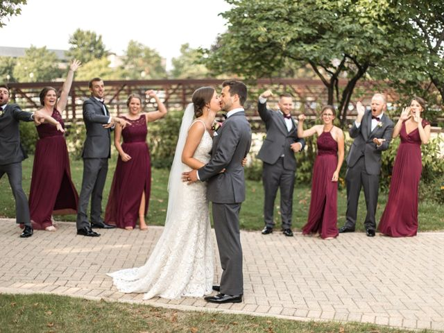 Spencer and Alyssa's Wedding in Elgin, Illinois 24