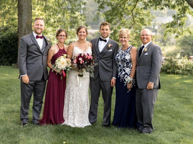 Spencer and Alyssa's Wedding in Elgin, Illinois 25