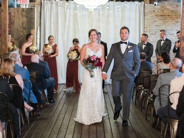 Spencer and Alyssa's Wedding in Elgin, Illinois 27