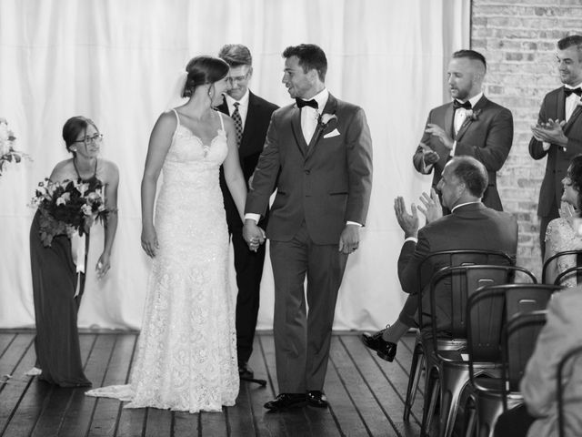 Spencer and Alyssa's Wedding in Elgin, Illinois 28