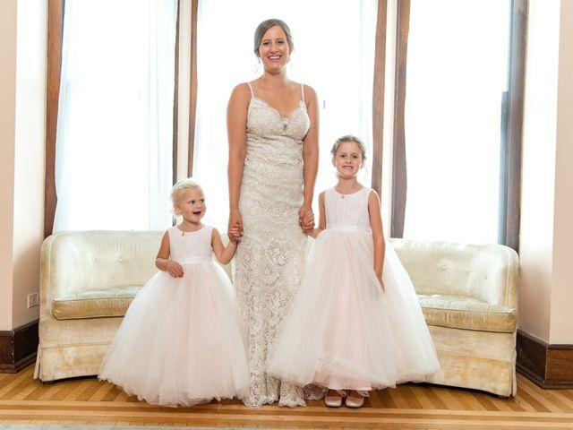 Spencer and Alyssa's Wedding in Elgin, Illinois 41