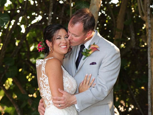 Kevin and Melanie's Wedding in Fort Myers Beach, Florida 22
