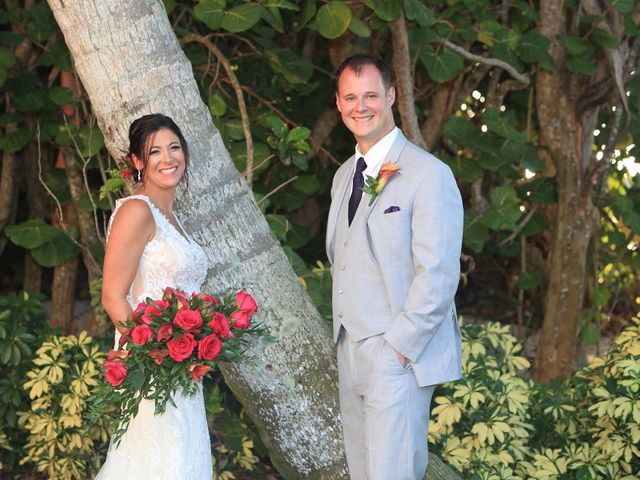 Kevin and Melanie's Wedding in Fort Myers Beach, Florida 24