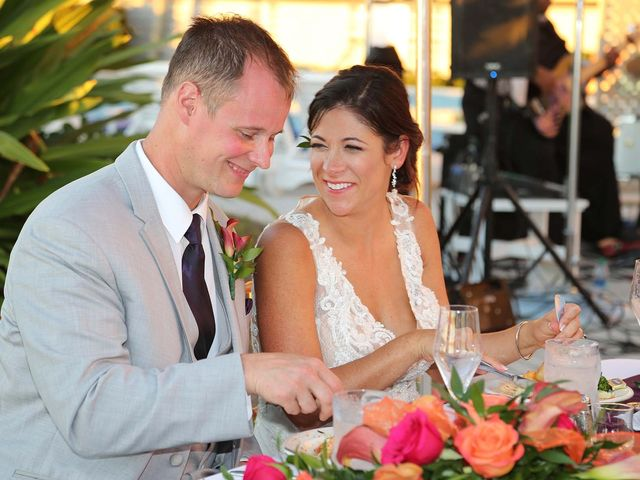 Kevin and Melanie's Wedding in Fort Myers Beach, Florida 26