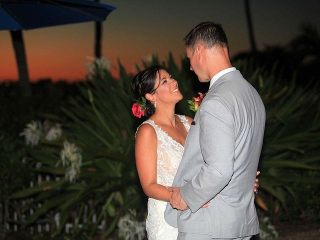 Kevin and Melanie's Wedding in Fort Myers Beach, Florida 31