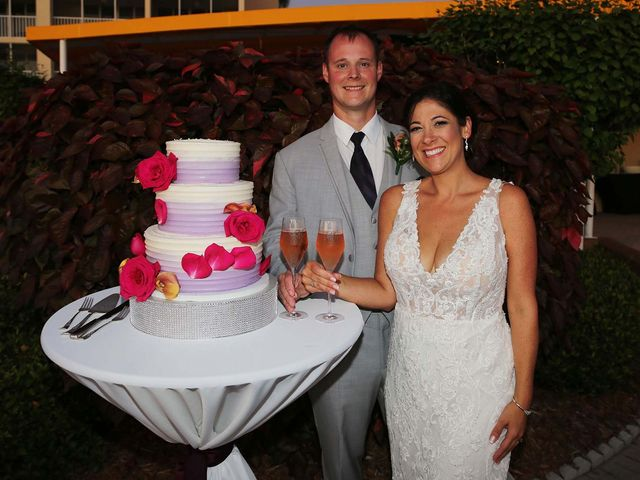 Kevin and Melanie's Wedding in Fort Myers Beach, Florida 32