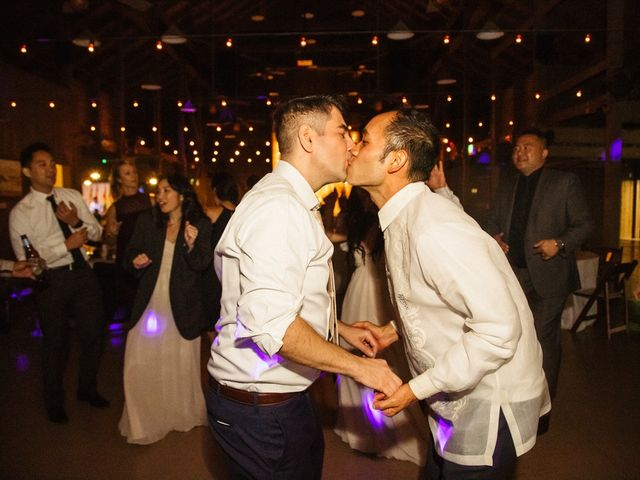 Nic and Allen's Wedding in Los Angeles, California 4