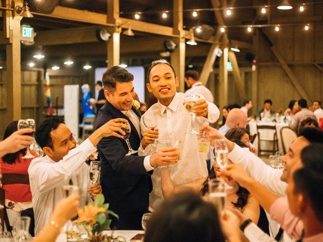 Nic and Allen's Wedding in Los Angeles, California 6