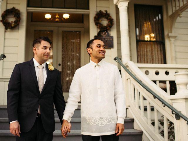 Nic and Allen's Wedding in Los Angeles, California 16