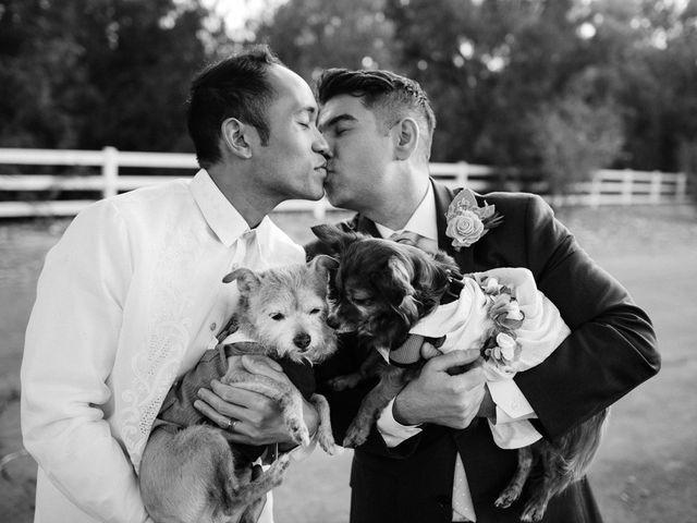 Nic and Allen's Wedding in Los Angeles, California 17