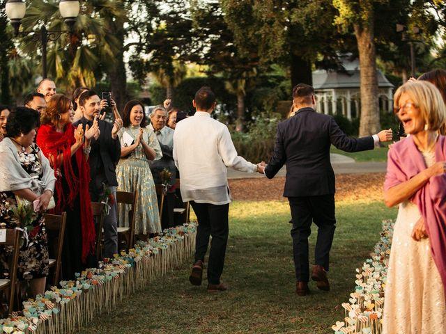 Nic and Allen's Wedding in Los Angeles, California 19
