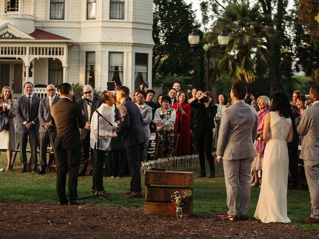 Nic and Allen's Wedding in Los Angeles, California 20