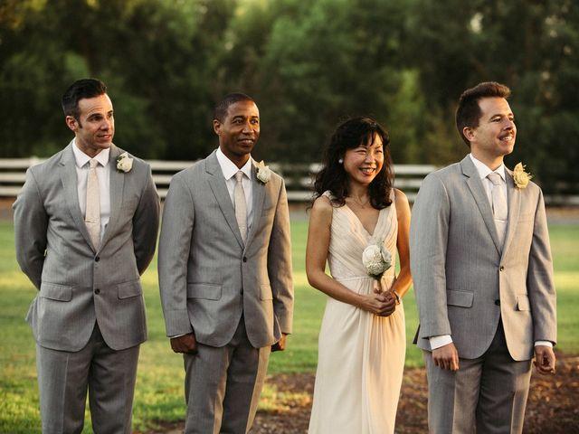 Nic and Allen's Wedding in Los Angeles, California 21