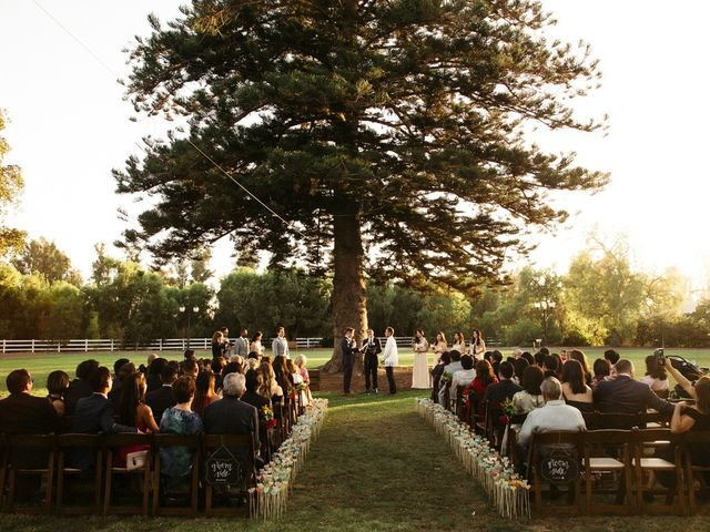 Nic and Allen's Wedding in Los Angeles, California 23