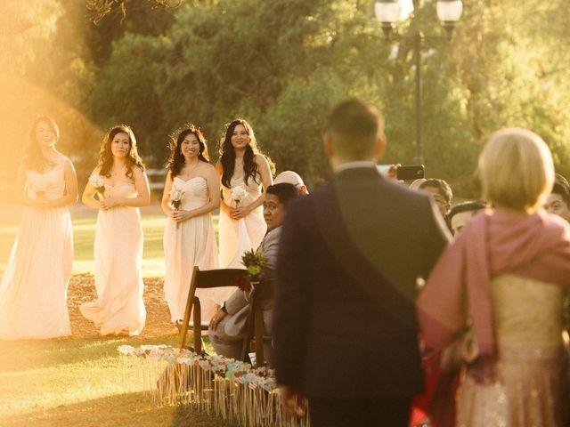 Nic and Allen's Wedding in Los Angeles, California 24