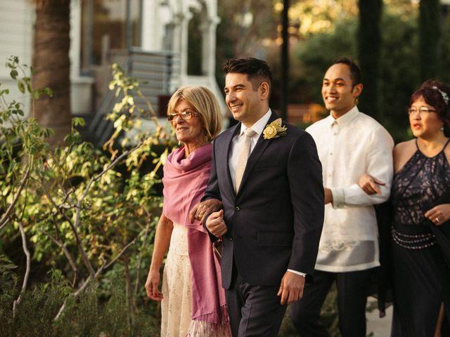 Nic and Allen's Wedding in Los Angeles, California 25